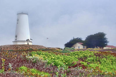 Photograph - Fog - Piedras Blancas by Nikolyn McDonald