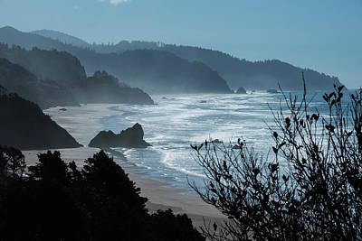 Photograph - Foggy Beaches by Tom Cochran