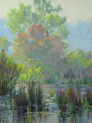 Painting - Foggy Bottom by Marsha Savage