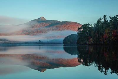 Photograph - Foggy Chocorua by Robert Clifford