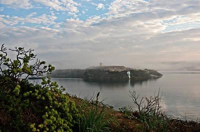 Photograph - Foggy Days In Bloody Island 1 by Pedro Cardona