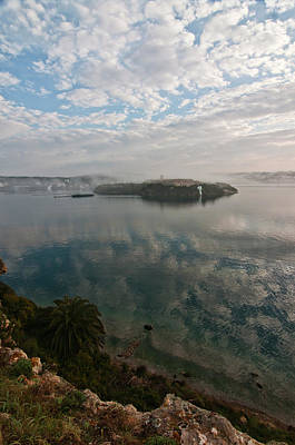 Photograph - Foggy Days In Bloody Island 2  by Pedro Cardona
