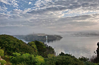 Photograph - Foggy Days In Bloody Island 3 by Pedro Cardona