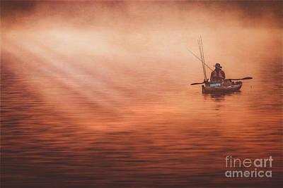 Photograph - Foggy Daze by Larry McMahon