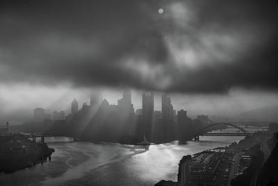 Photograph - Foggy  by Emmanuel Panagiotakis