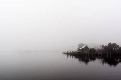 Photograph - Foggy Morning by Gregg Southard