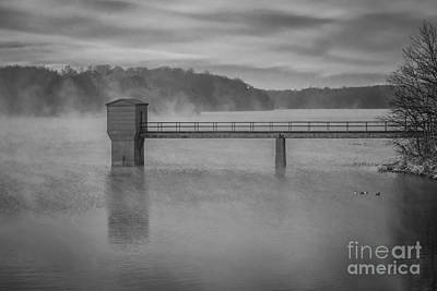 Photograph - Foggy Morning by Lisa Plymell