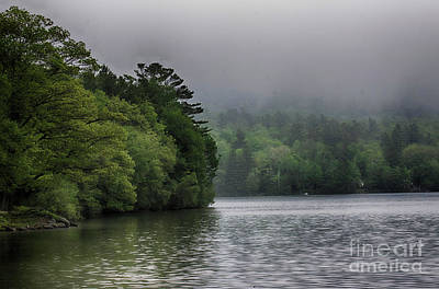Photograph - Foggy Morning by Ruth H Curtis