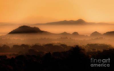 Photograph - Foggy Morning by Scott Kemper