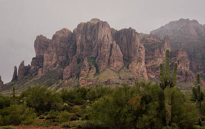 Photograph - Foggy Superstitions  by Saija Lehtonen