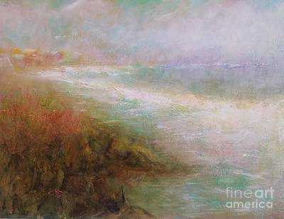 Painting - Foggy Wednesday  by Frances Marino