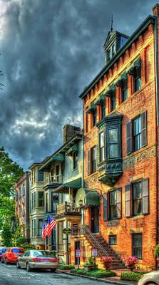 Photograph - Foley House Inn Savannah Architecture Savannah Georgia Art by Reid Callaway