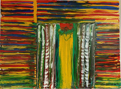 Wall Street Journal Painting - Foleys Arrow - Boston Marathon Memorial IIi by Ronald Carlino Jr