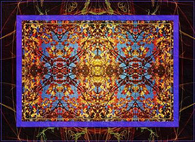 Photograph - Foliage Tapestry by Joy Nichols