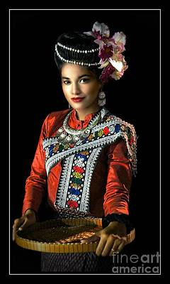 Photograph - Folk Dancer Of The North East by Ian Gledhill