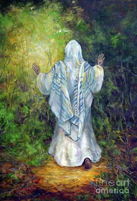 Painting - Follow Me by Deborah Smith