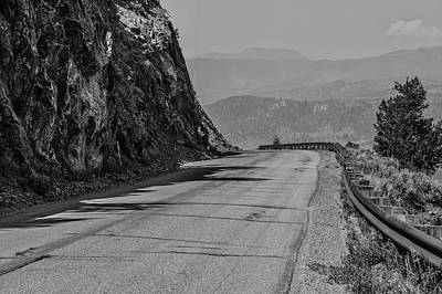 Photograph - Follow The Curve  by John McGraw
