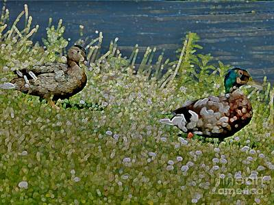 Photograph - Follow The Leader by Kathie Chicoine