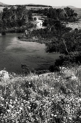 Photograph - Follow The River by Iris Greenwell