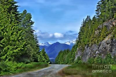 Photograph - Follow The Road by Gail Bridger