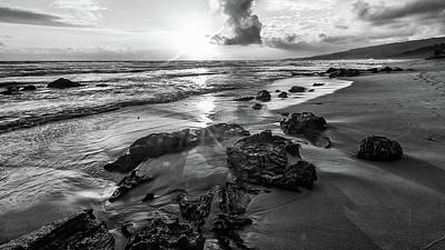 Photograph - Follow The Rocks by Andre Donawa