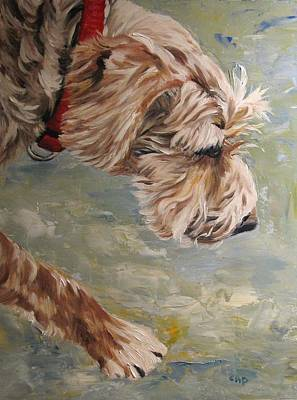 Painting - Follow Your Nose by Cheryl Pass