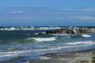 Photograph - Folly Beach Atlantic by Jennifer White