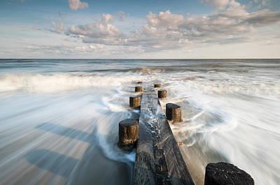 Photograph - Folly Beach Charleston South Carolina by Mark VanDyke