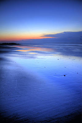 Folly Beach Dawn II Art Print