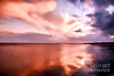 Photograph - Folly Beach Dream by Mel Steinhauer