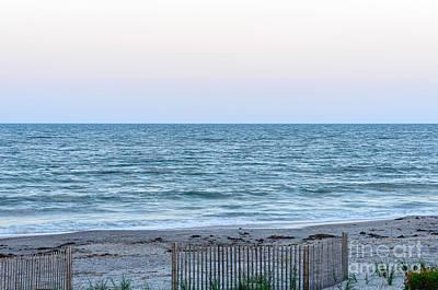 Photograph - Folly Beach by Elvis Vaughn