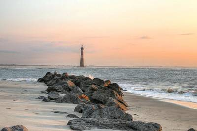 Photograph - Folly Beach Sunrise by Carol Montoya