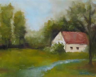 Painting - Fond Memories by Sandra Reeves