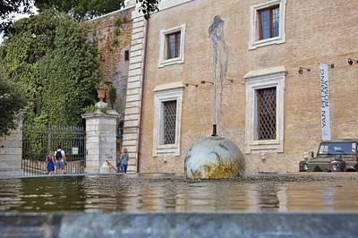 Photograph - Fontana Di Trinita Dei Monti by JAMART Photography