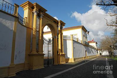 Bela Photograph - Fonte Bela Palace - Azores by Gaspar Avila