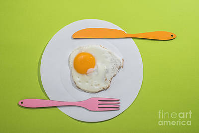 Photograph - Food Concept With Paper by Deyan Georgiev