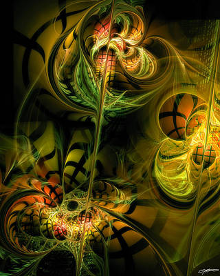 Thoughts Digital Art - Food For Thought by Casey Kotas