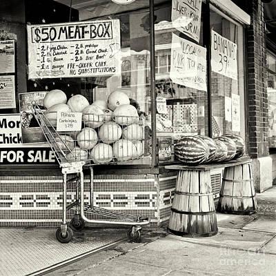 Photograph - Food Market 1t by Patrick M Lynch