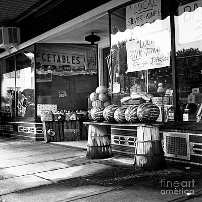 Photograph - Food Market 2 by Patrick M Lynch