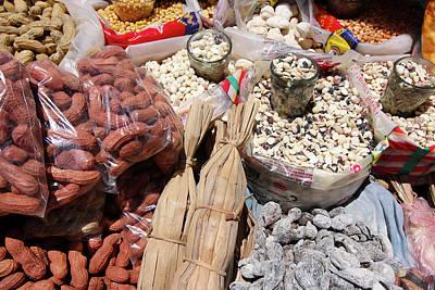Photograph - Food Market by Aidan Moran