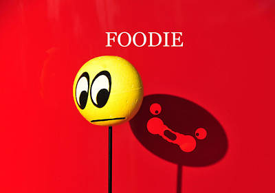 Photograph - Foodie by David Lee Thompson