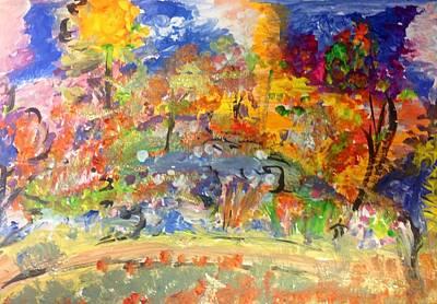 Painting - Foolish by Judith Desrosiers
