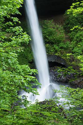 Photograph - Foot Of North Falls by Robert Potts