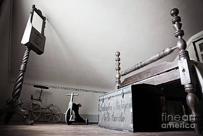Photograph - Foot Of The Bed by Randall Cogle