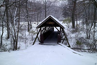 Photograph - Footbridge To Wonderland by Scott Kingery