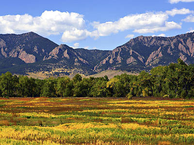 Photograph - Foothills Of Colorado by Marilyn Hunt