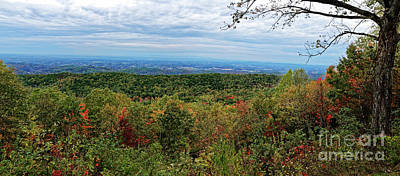Photograph - Foothills Parkway Fall by Paul Mashburn