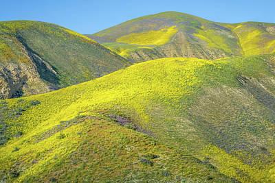 San Luis Obispo Photograph - Foothills, Temblor Range by Joseph Smith