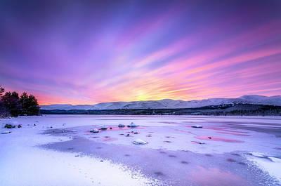 Photograph - Footprints by Scott Masterton