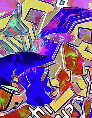 Pop Art - For Art Sake by Linda Dunn